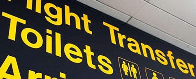 Gunakan rute transit yang lebih murah dibanding rute langsung