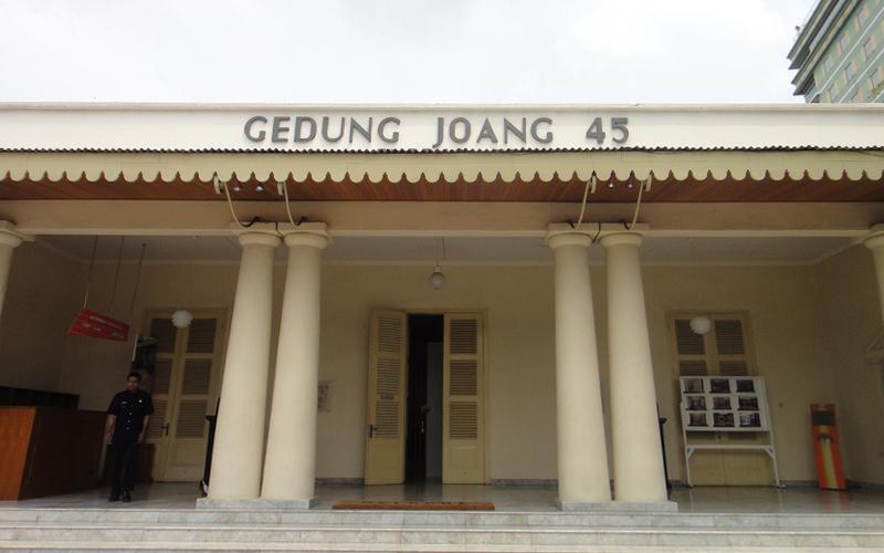 Tempat Bersejarah yang Menjadi Tempat Wisata - Gedung Joeang '45