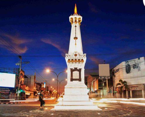 wisata malam di Jogja