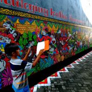 kampung batik, batik sidoarjo, batik lasem, batik pekalongan