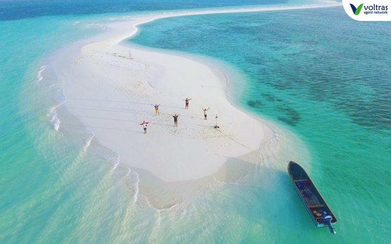 Pulai Kei Maluku Punya Sejuta Keindahan Yang Bisa Kau Temui