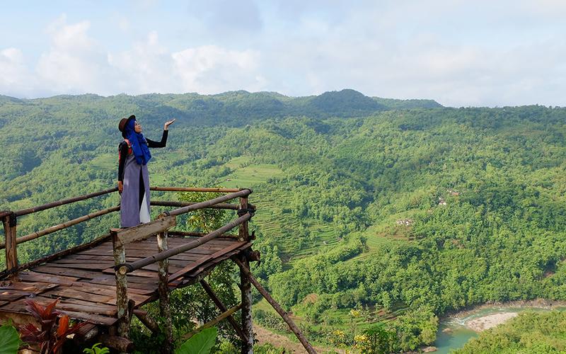 Negara Yang Ramah Muslim Traveler - Indonesia
