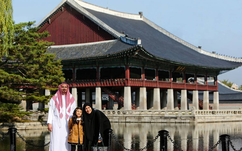 Negara Yang Ramah Muslim Traveler - Korea Selatan