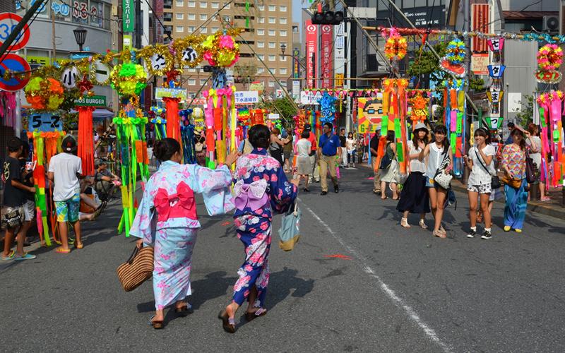 Daftar Festival Musim Panas di Jepang - Festival Tanabata
