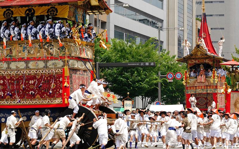 Daftar Festival Musim Panas di Jepang - Festival Gion