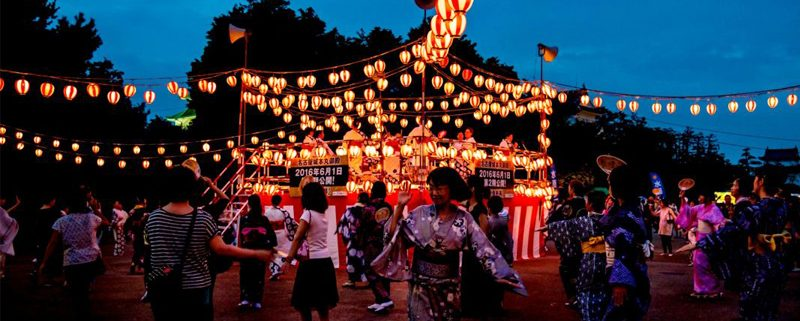 Daftar Festival Musim Panas di Jepang