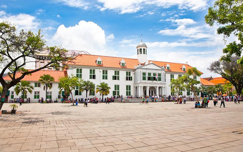Destinasi Wisata Sejarah - Kota Tua Jakarta