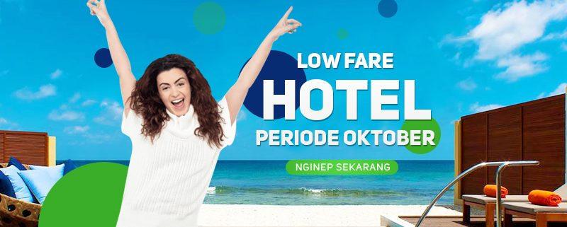 Makin Happy, Liburan Dapat Harga Hotel Murah