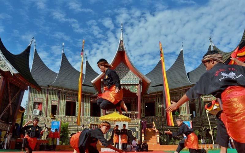 Festival Budaya Minangkabau