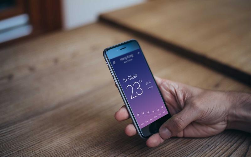 Liburan Saat Musim Hujan - Pantau Cuaca Dengan Aplikasi