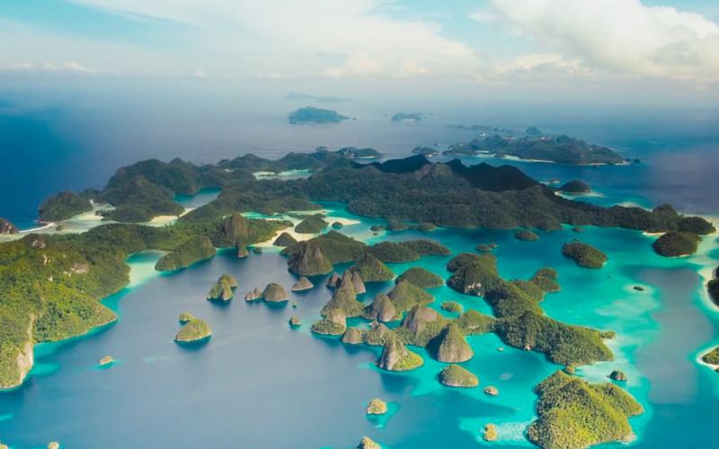 Pulau Terbaik Dunia Ada di Indonesia Lho