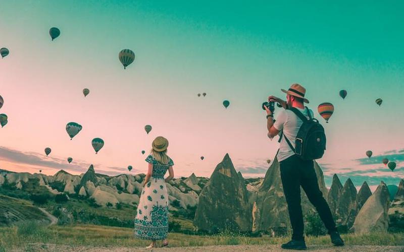 Tambah Tabungan, Manfaatkan Hobi Travelling untuk Kerja Sampingan - Fotografer