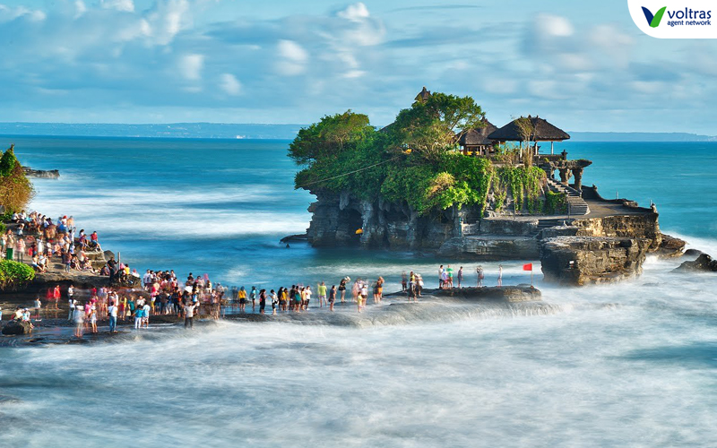 7 Fakta Pariwisata Indonesia Di Mata Dunia Voltras Agent