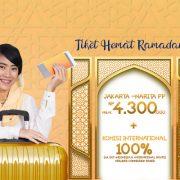 Tiket Hemat Ramadan