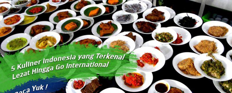 kuliner Indonesia