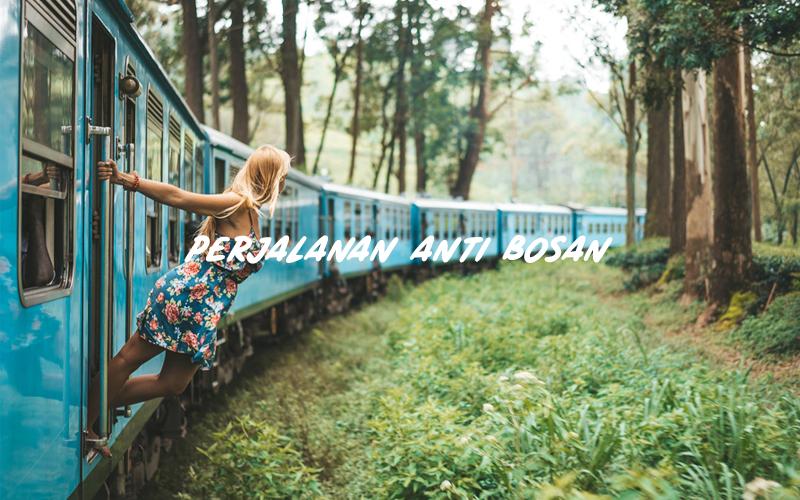 Traveling Naik Kereta Wajib Coba Karena 5 Alasan Ini