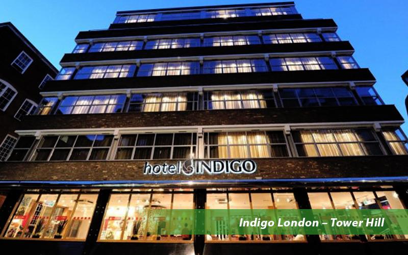 hotel di london